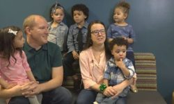 On Mother's Day, WZZM 13 features this inspiring family who fostered and adopted five Kent County children