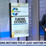 WMPC funding restored for at least another month